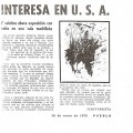 Interesa en USA